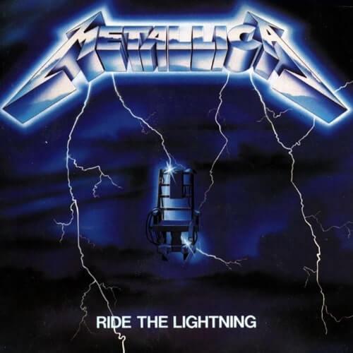 Metallica - Ride the Lightning (1984)