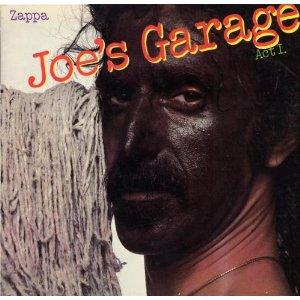 Frank Zappa - Joe's Garage (1979)