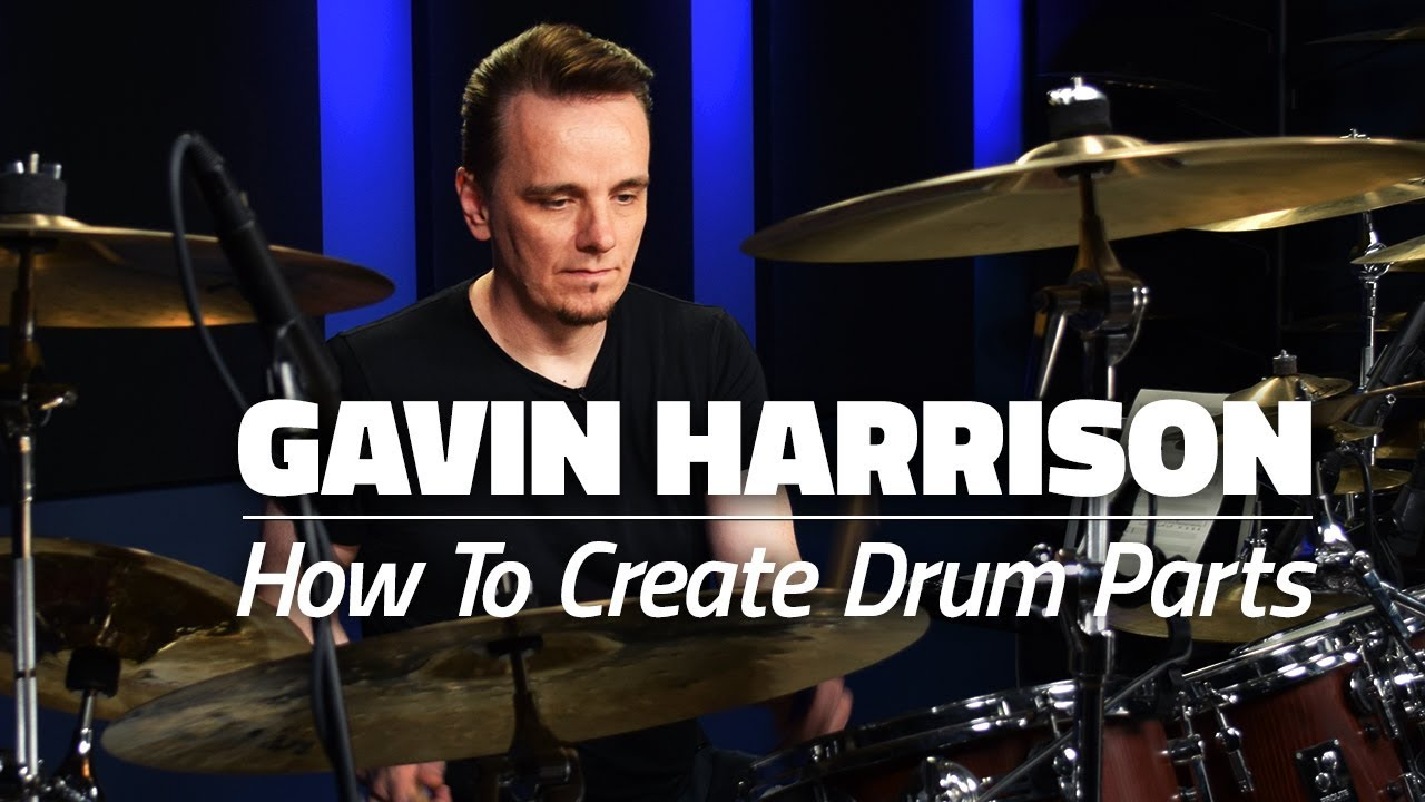 How To Create Amazing Drum Parts