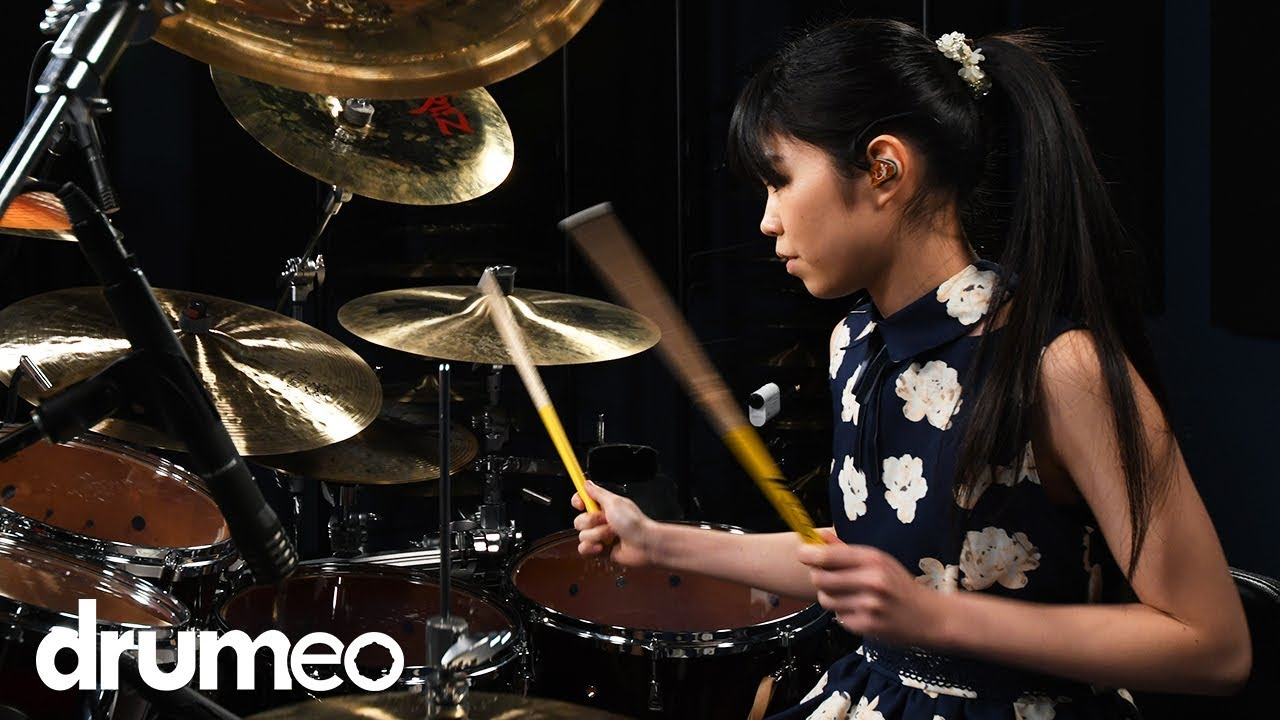 How To Play With More Power On The Drums