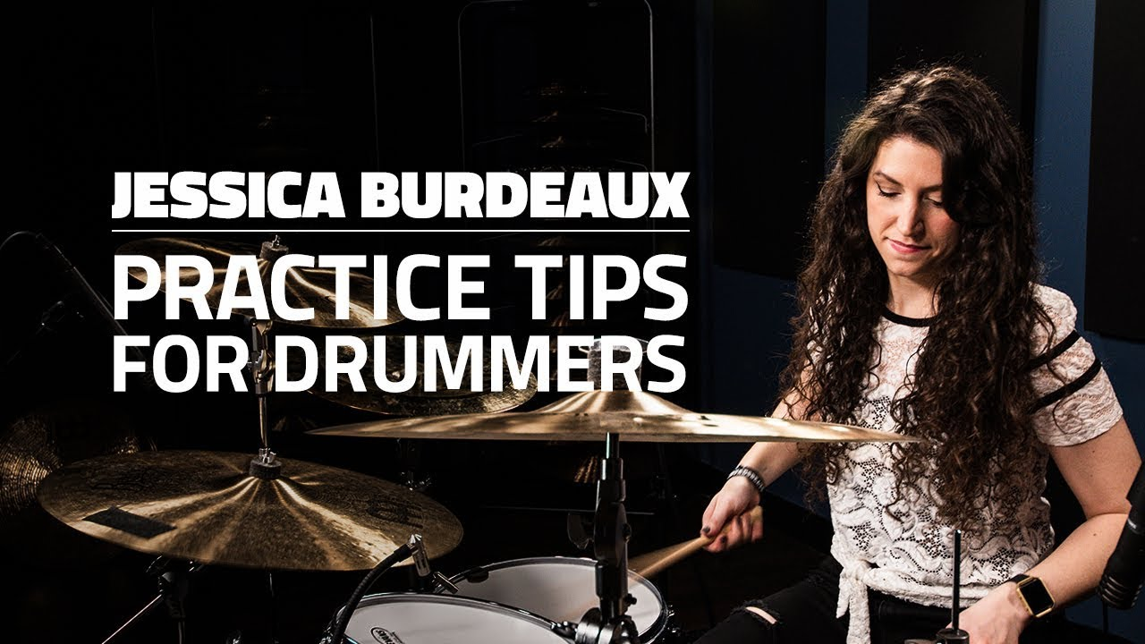Practice Tips For Drummers