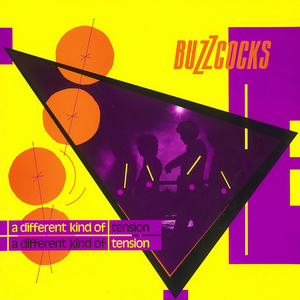 Buzzcocks - A Different Kind of Tension (1979)