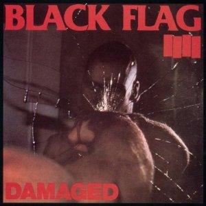 Black Flag - Damaged (1981)