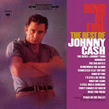 Johnny Cash - Ring of Fire: The Best of Johnny Cash (1963)
