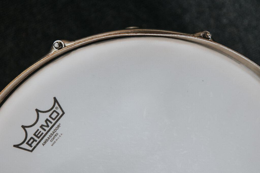 warped broken metal tom hoop