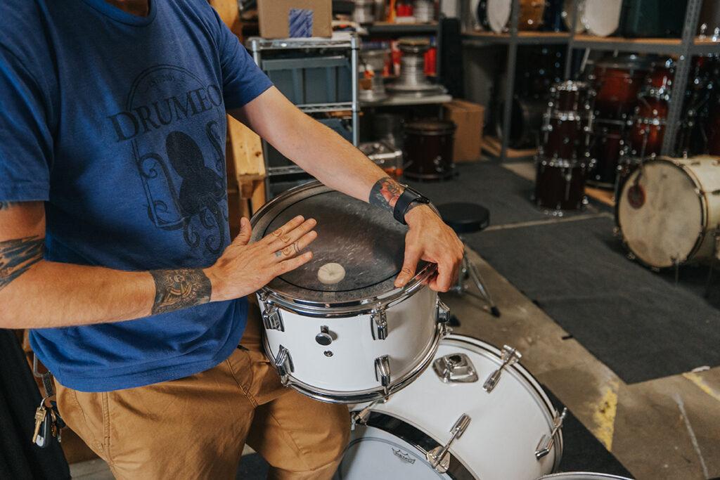 buy used drums