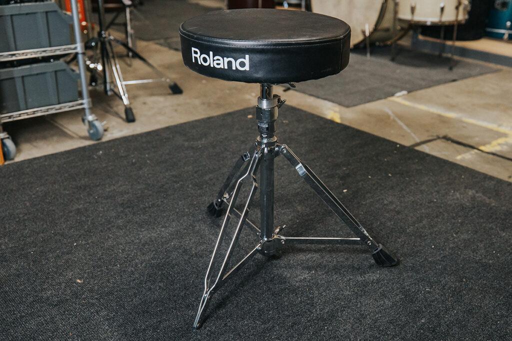 broken drum throne seat
