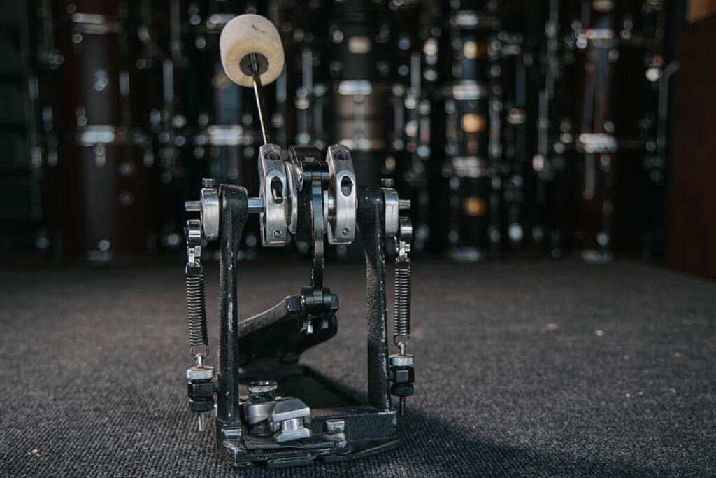 direct drive single bass drum pedal