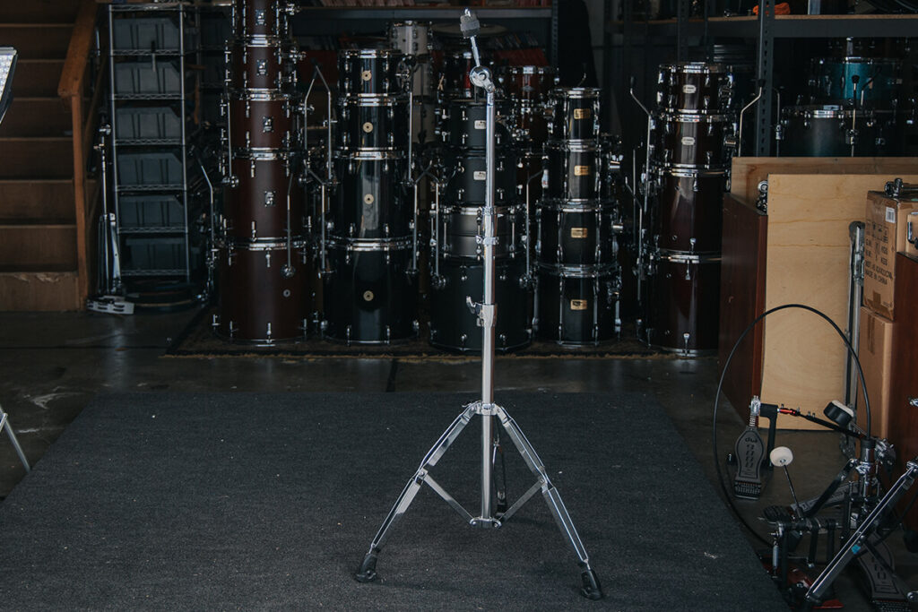 straight cymbal stand