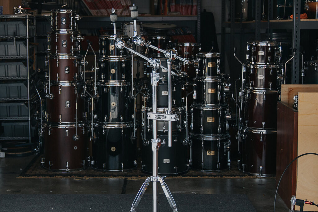 cymbal arm clamp