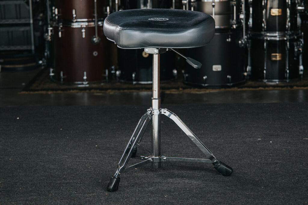 bicycle tractor drum throne