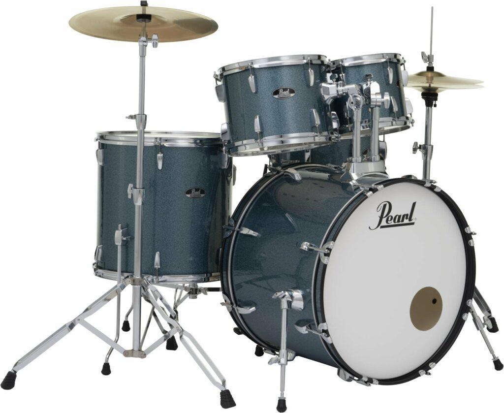 pearl roadshow beginner drum kit