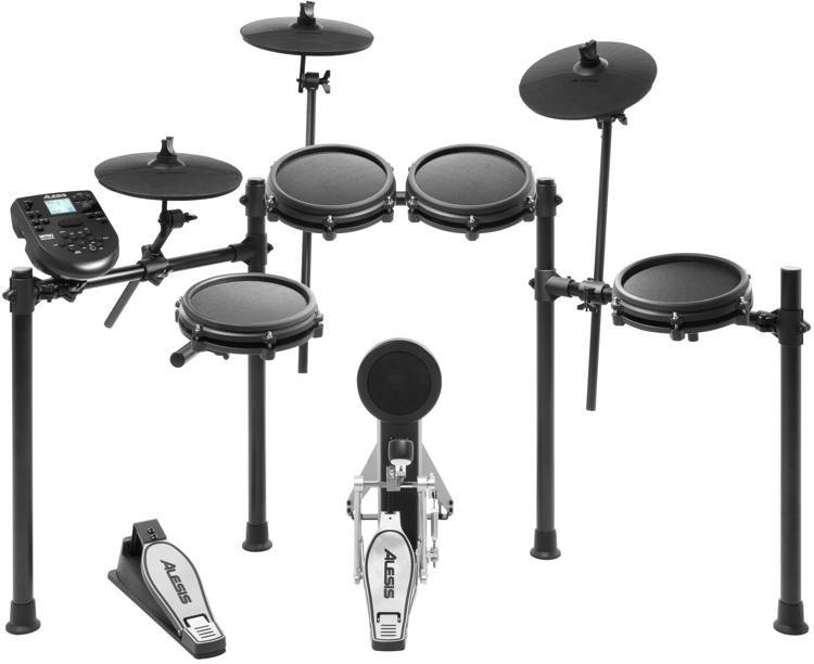 alesis nitro mesh beginner drum kit