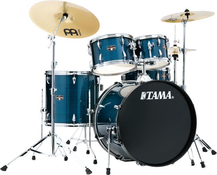tama imperialstar beginner drum set