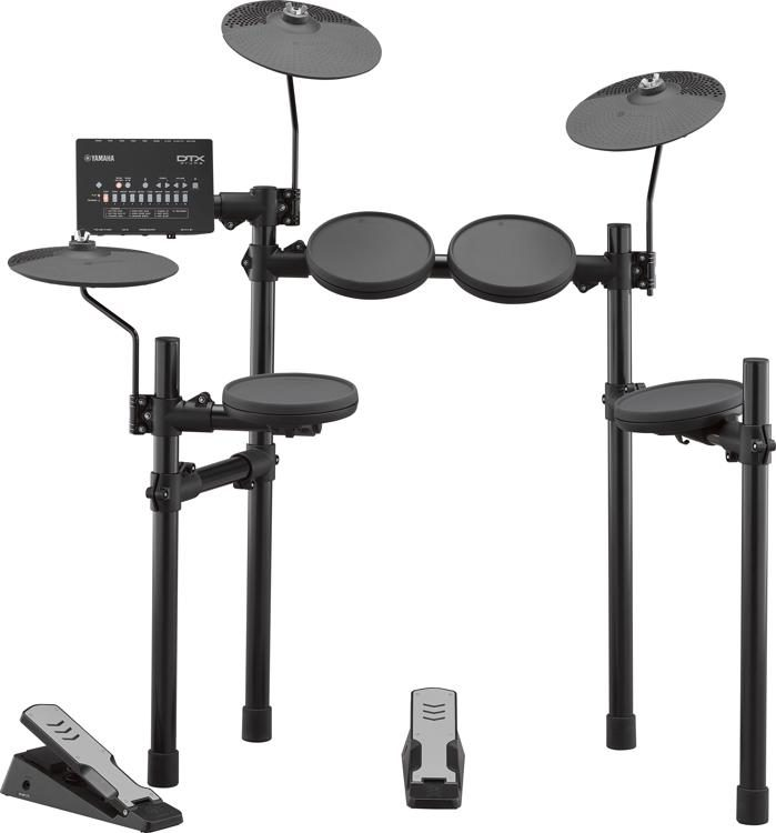 yamaha dtx 402k beginner drum set